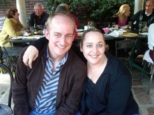 Happy birthday week, Greggie – project me day 142
