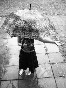 To sing or cry in the rain? – project me day 356