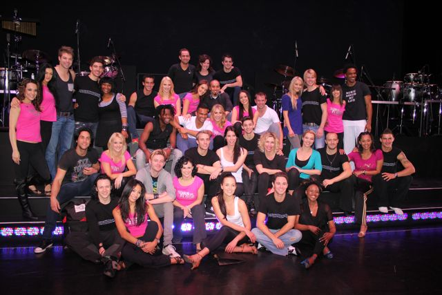 Joburg Theatre Burns the Floor SA style – project me day 571
