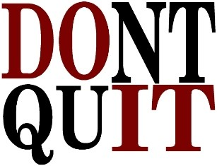 Know when to quit – project me day 788
