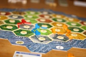 Intro to Settlers of Catan – project me day 807
