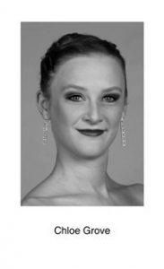 SA Ballet Theatre's Senior Soloist Chloe Grove tells her project me story
