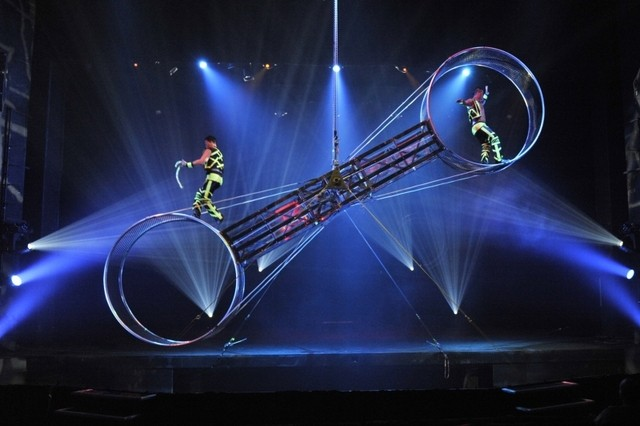 Adrenaline rush with Le Grande Cirque at Joburg Theatre – project me post 854