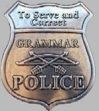 Dear Novel meet the grammar police – project me post 876