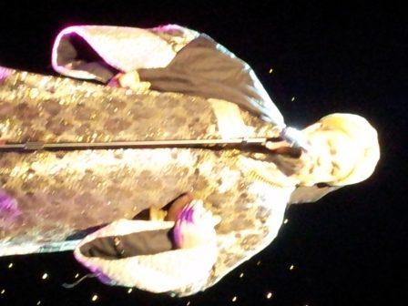 Jeremy Mansfield hops on the magic carpet ride at the Joburg Theatre's Aladdin Panto