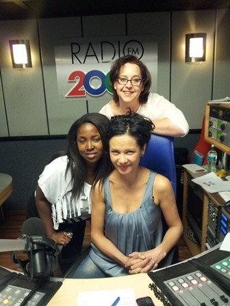 Welcome to my world Joburg Theatre and 2000 FM – project me post 949