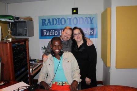 Interviewed on Radio Today for Joburg Theatre and #StarlightExpressSA