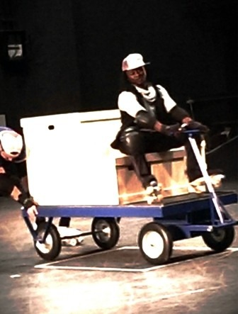 #StarlightExpressSA shows me the light at the end of the tunnel – project me post 963