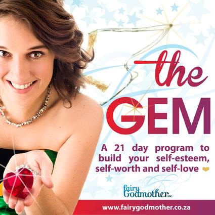Finding #TheGem inside with @Fairygodmother – project me post 987