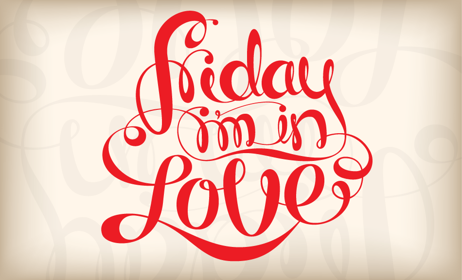 Love on a Friday – Project Me post 1016 #BlogeverydayinMay