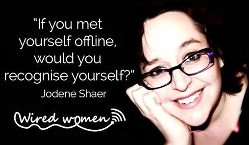 Today I'm a Wired Women – Project Me post 1042