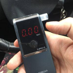 Why I Added a Breathalyser to my Handbag